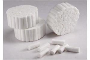 Medical Disposable Surgical Cotton Wool Roll For Dental Use