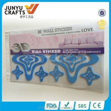 hot sell Wall decorate Glitter EVA Sticker