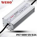 LPV-100W switch power supply outdoor waterproof 100w 12v led driver