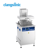 Alibaba China supplier Clangsonic dual-frequency pipe ultrasonic cleaner/ultrasound washing machine for pipe fittings cleaning