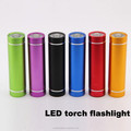 Best Selling Aluminum mini led flashlight 1 W aluminum led mini torch Rechargeable Aluminium Torch