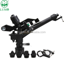 1-1/2 Inch Rotating Agriculture Sprinkler Irrigation Garden System Head Rain Water Brass Big Gun Farm Irrigation Sprinkler gun