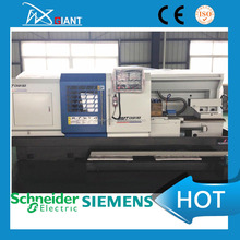 CK6163 automatic alloy wheel making machine/CNC lathe mchine