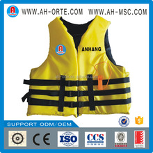 Offshore Polyester PE Life Preserver