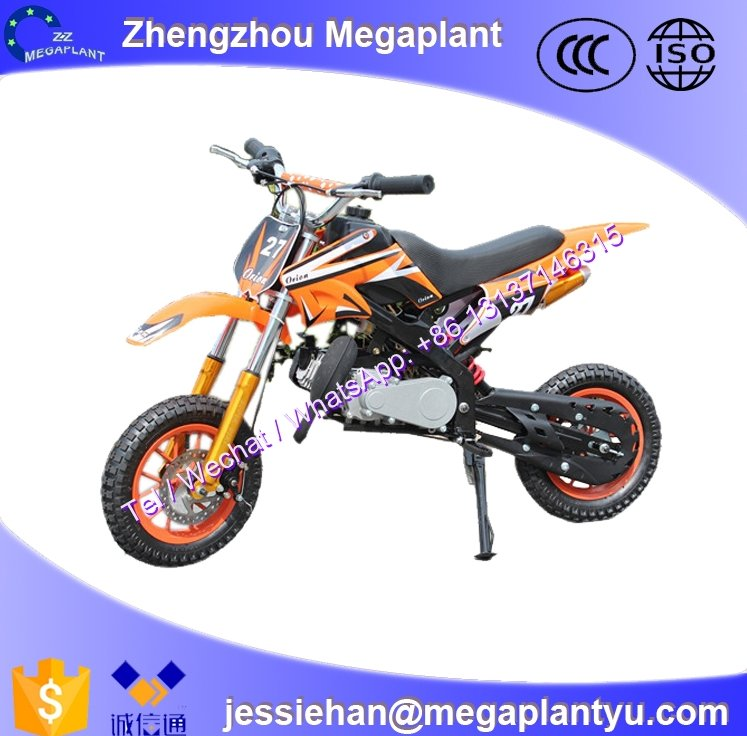 gas 49cc automatic motorcycle for kids