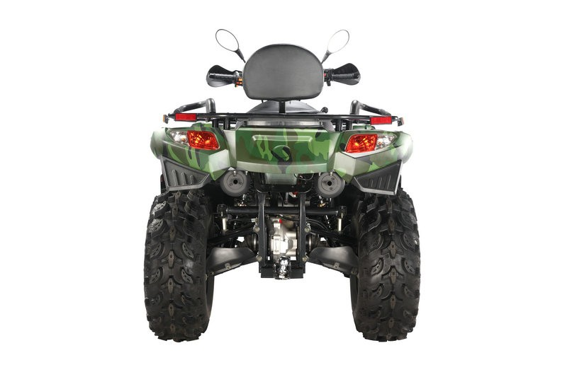HOT SELLING DIESEL ATV 900CC 4X4 Farm Equipment (N900)