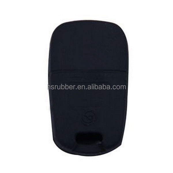 Silicone car key covers for mitsubishi
