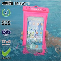 Waterproof Phone pocket, PVC Waterproof Case, Underwater waterproof Phone Bag