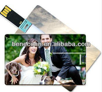 Weeding gift card usb driver 4gb