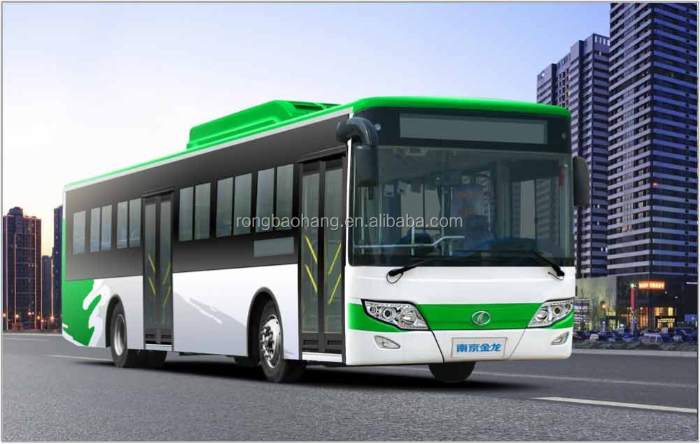 King Long NJL6109HEVN New Energy Passenger Bus