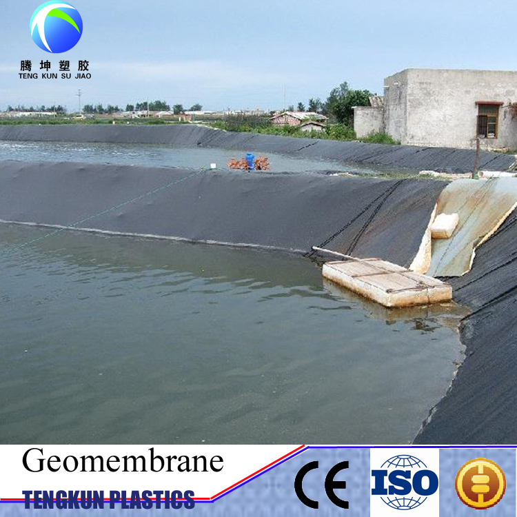 HDPE fish ponds plastic water liners