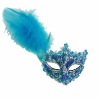 Cheap custom newest style masquerade party masks