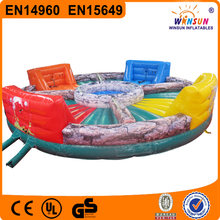Hungry Hippo Chow Down inflatable interactive game,inflatable game,inflatable