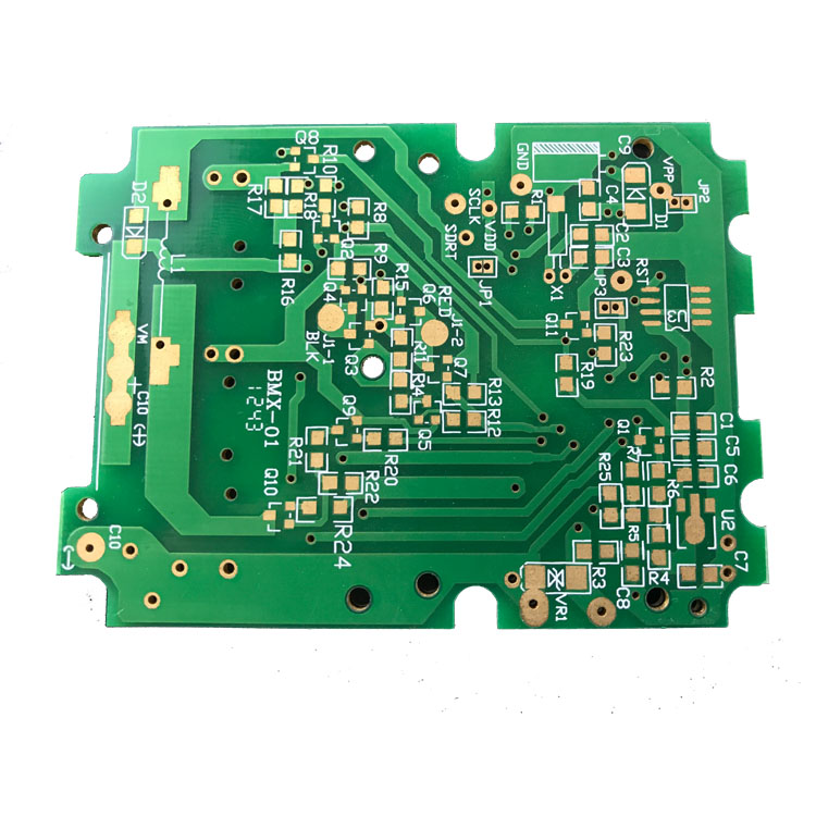 china electronic pcb development and pcb fabrication service factory