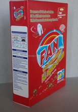 Fan brand All Clean Bright Detergent Washing Powder 1kg