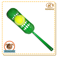 oem recycled multiple pp application pet tennis ball thrower
