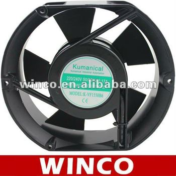 Kumanical AC Cooling Fan 172*150*51mm