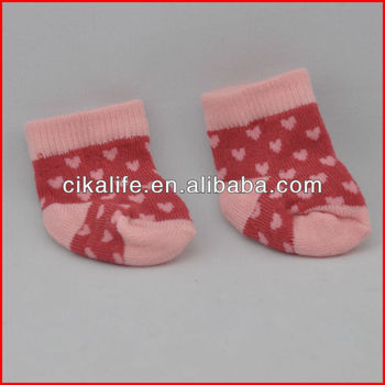 2013 hot sale doll socks for american girl