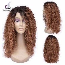 Multidirectional Part Anywhere Wig Natural Looking Partial Lace Front Wig