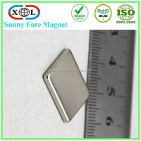 nickel block sintered neodymium magnet