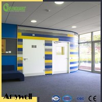 Amywell free sample waterproof outdoor formica hpl decorative wall panel