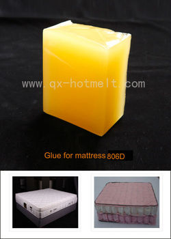 Hot melt adhesive for Mattress,mattress glue