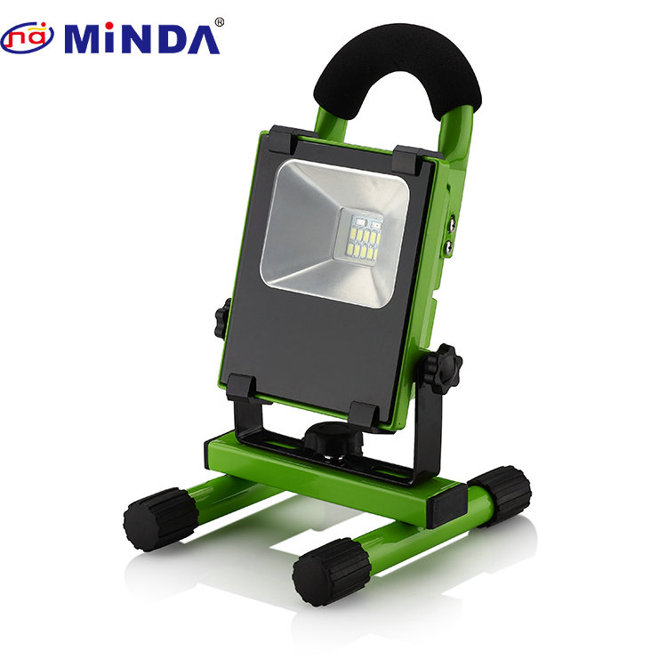 10w mini slim dimmable motion sensor outdoor dmx explosion proof portable tower rechargeable rgb led flood light