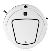 2016 robot vacuum cleaner with dry mop