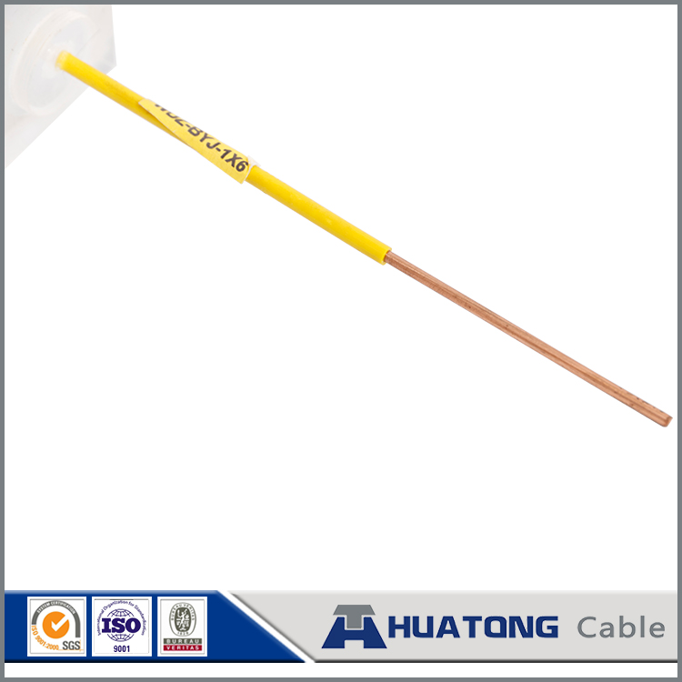 Market price copper wire Cable wire electrical 450/750V PVC covered copper wire