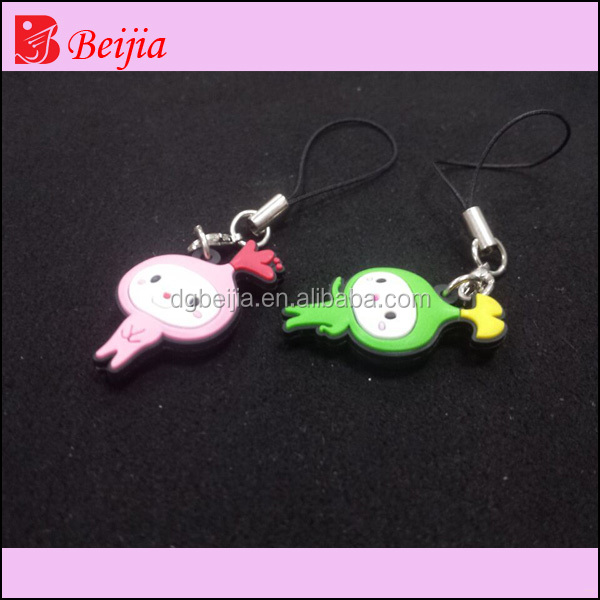 Fashional promotional gift mobile phone key chain mobile straps/mobile charm/mobile phone holder key chain