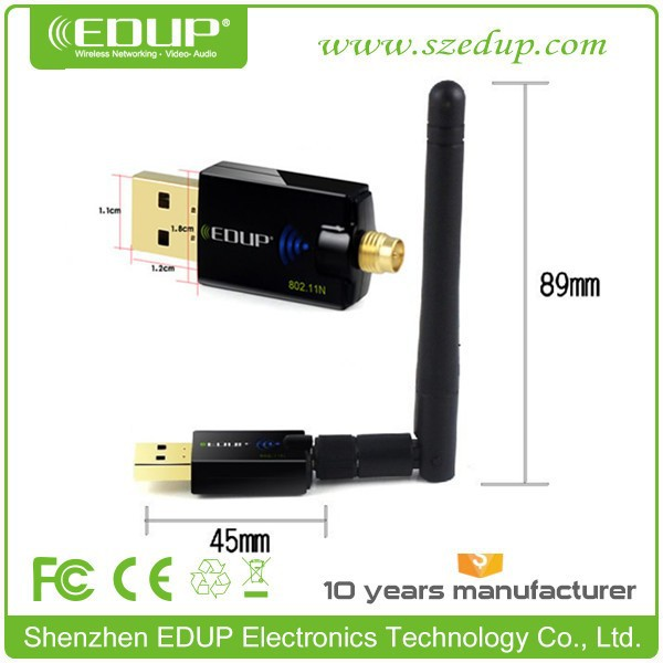Realtek8192CU 300mbps USB Wireless/WiFi Wlan Adapter 802.11N for Android