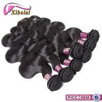 High Quality 6A Hair Can Be Dyed And Permed Virgin Human Hair Pieces For Black Women