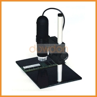 8LED 1000X USB Digital Microscope Electronic Magnifier With Camera Holder