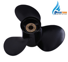3 Blade Aluminum Alloy Marine Boat Outboard Propeller For Mercury Engine 25-70HP