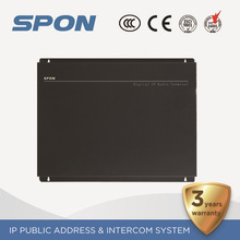 IP amplifier for IP PA system