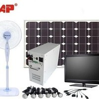Complete Full Power 300w Portable Solar