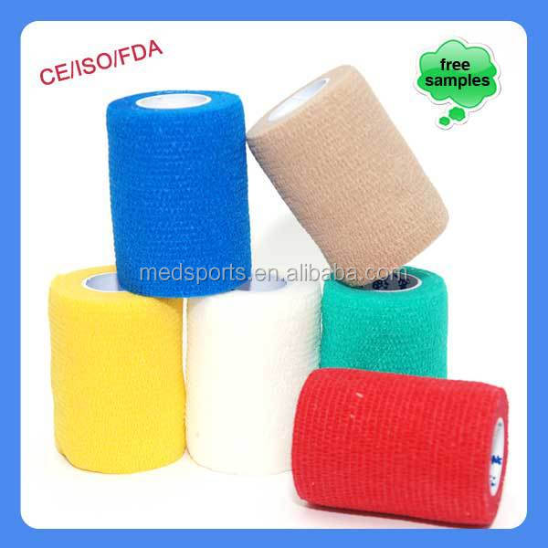 companies looking for distributors veterinary products latex free Printed cohesive elastic bandage