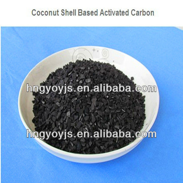 low density make activated carbon coconut shell for gold recovery