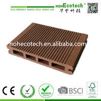 the most popular crack resistant ,water-proof garden WPC flooring