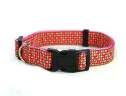 polyester dog collars wholesale