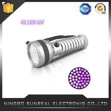 Multifunctional multi-function uv blcklight flashlight with low price