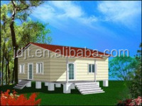 prefabricated modular residential house