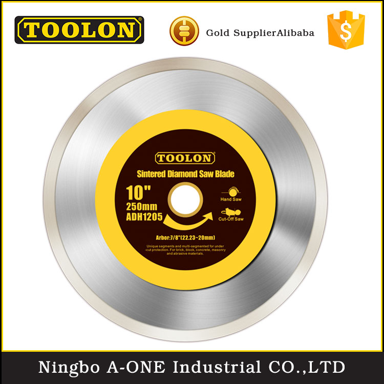 "7"" -10"" Inch Diamond Saw Blade For Cutting Wall Reinforce Concrete 300Mm"