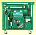 Metal closure type Vacuum transformer oil filtration plant