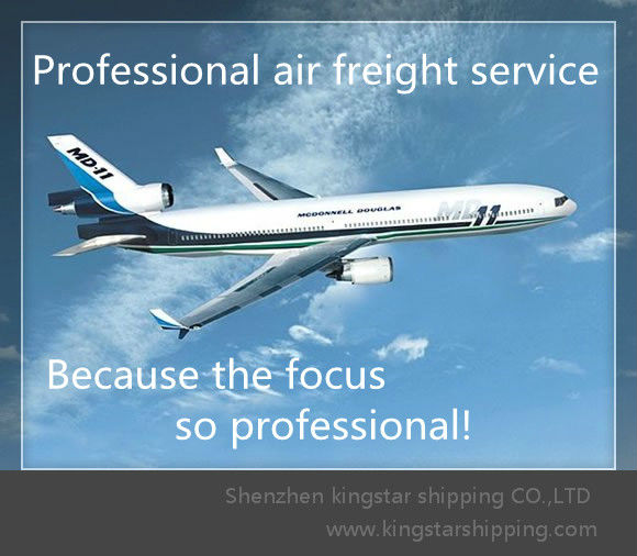 air freight form China to BUFFALO USA