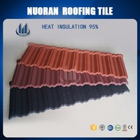 Factory Price Kerala Lightweight Roofing Materials,European German Mgo Redland Spanish Imitation Kerala Solar Panel Roof Tiles