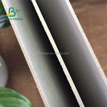 Guangzhou Grease proof Sandwich Wrapping Paper 2mm 2.5mm 3mm Grey Chip Board