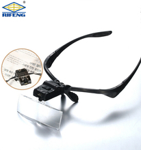No. 9892B Head Magnifierr With Led Light Headband Magnifier