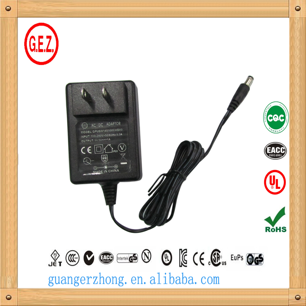 High quality 17v 2.5a power adapter