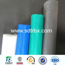 PVC coated fiberglass green color window screen, 18X16 120g/m2, no bad smell, USA quality